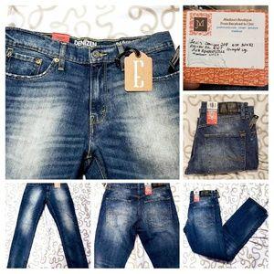Men's Levi Denizen 208 jeans 30×32 NWT